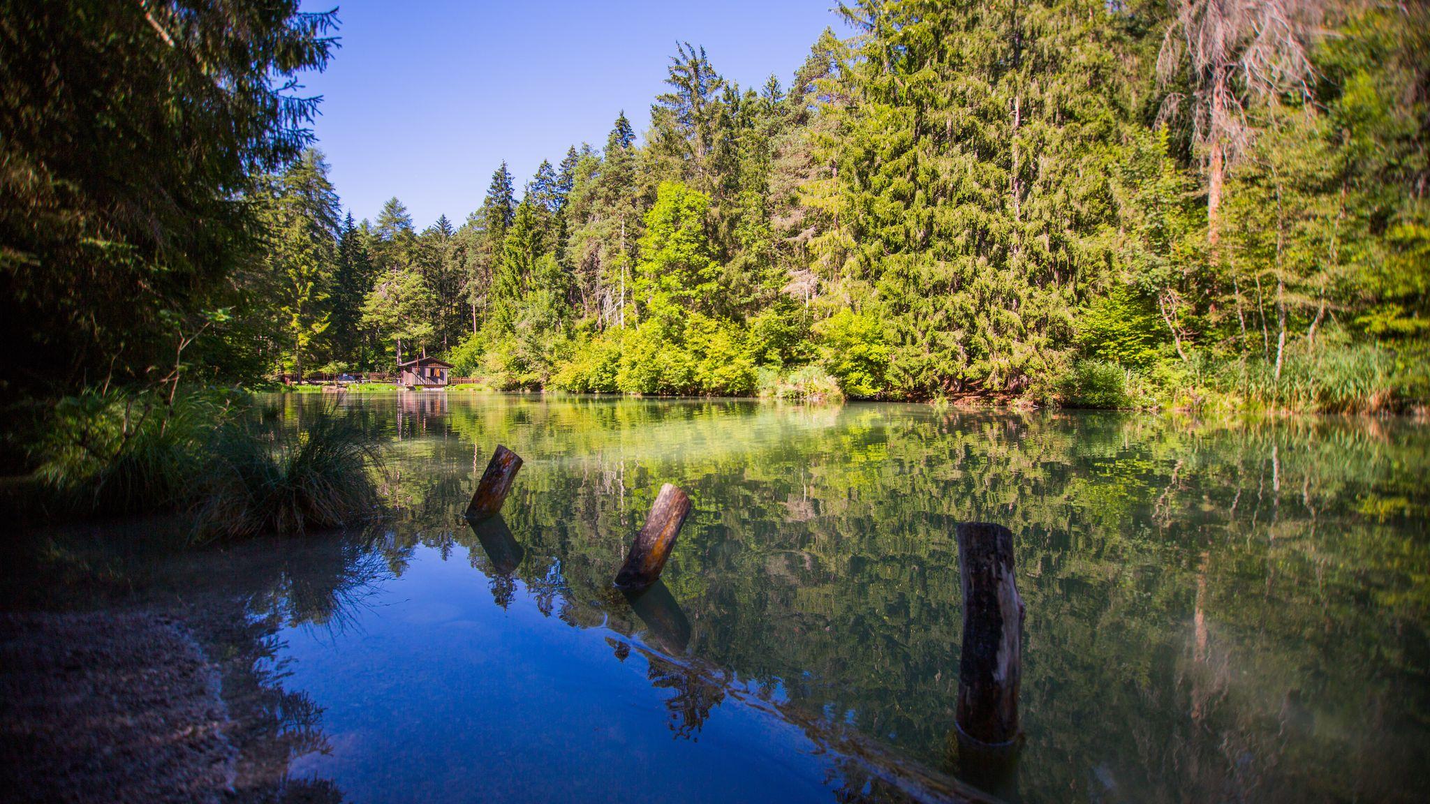 Lake Starkenberger See