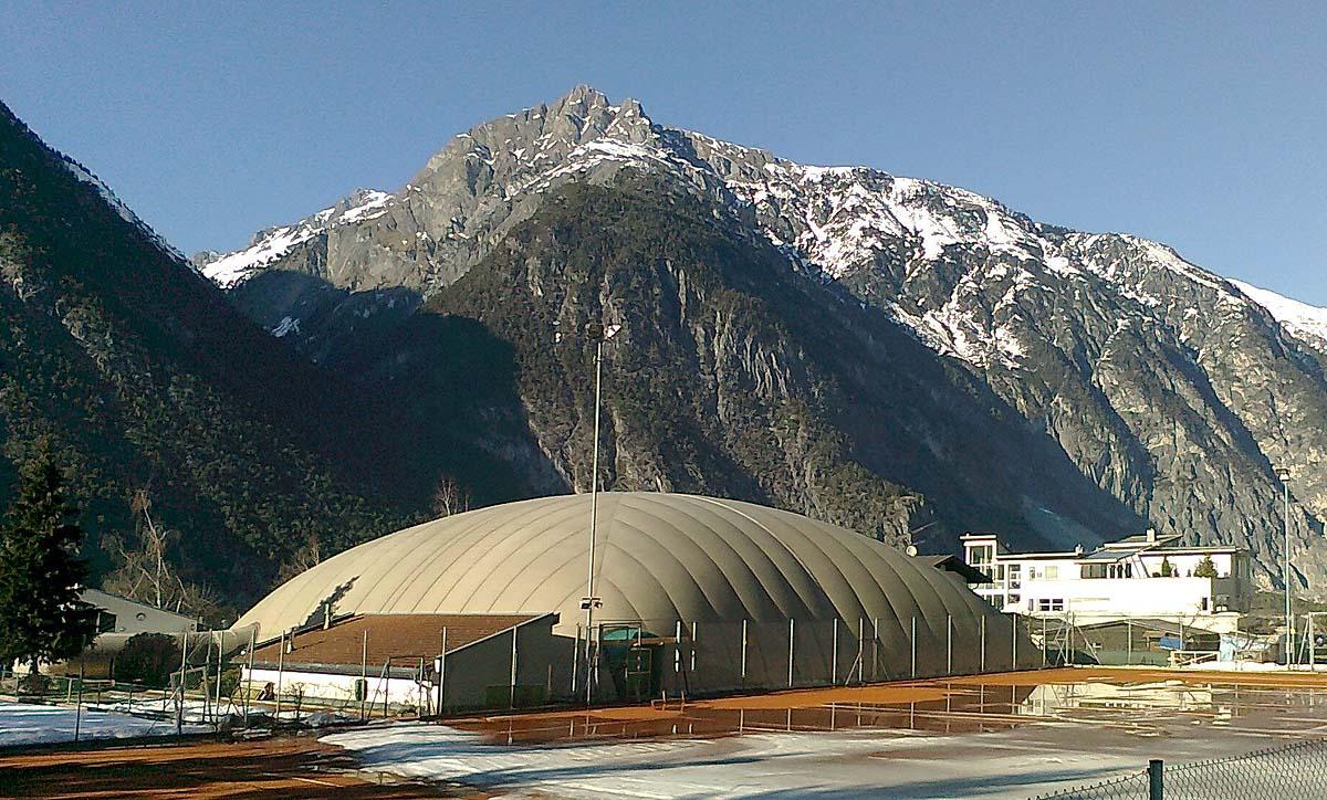Tennishalle Landeck