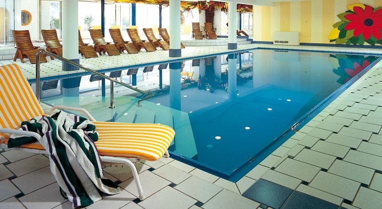 Hallenbad Hotel Mozart - Landeck
