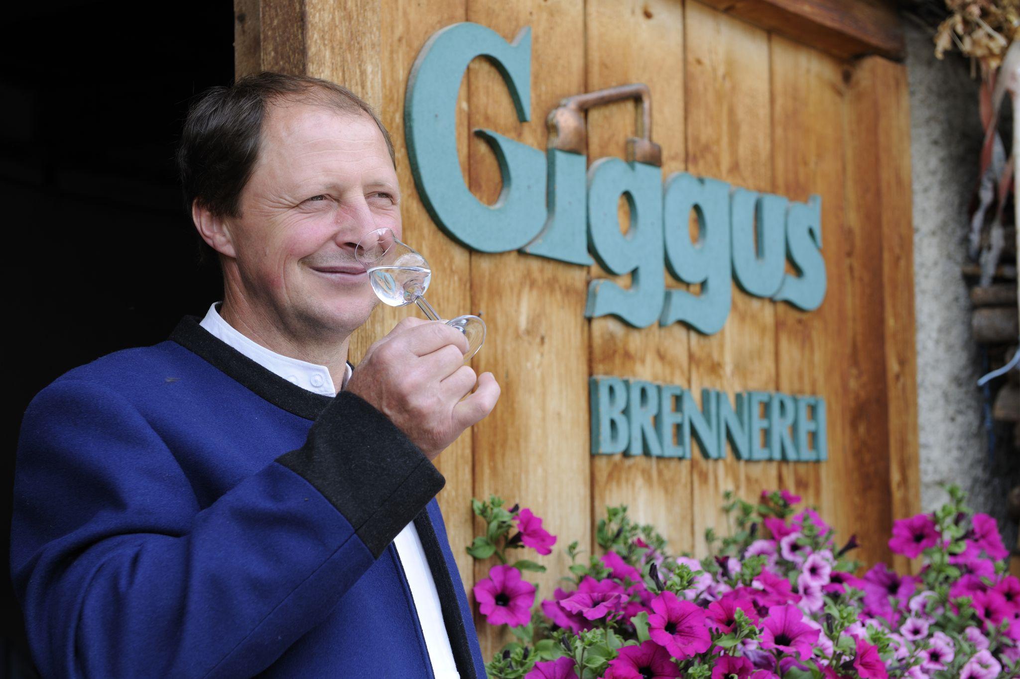 Brennerei Giggus - Nothdurfter
