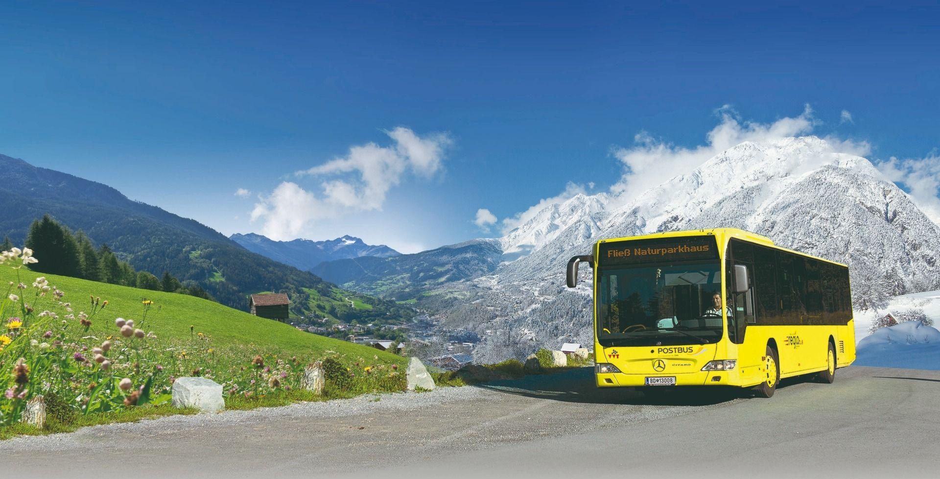 Buslinien Sommer