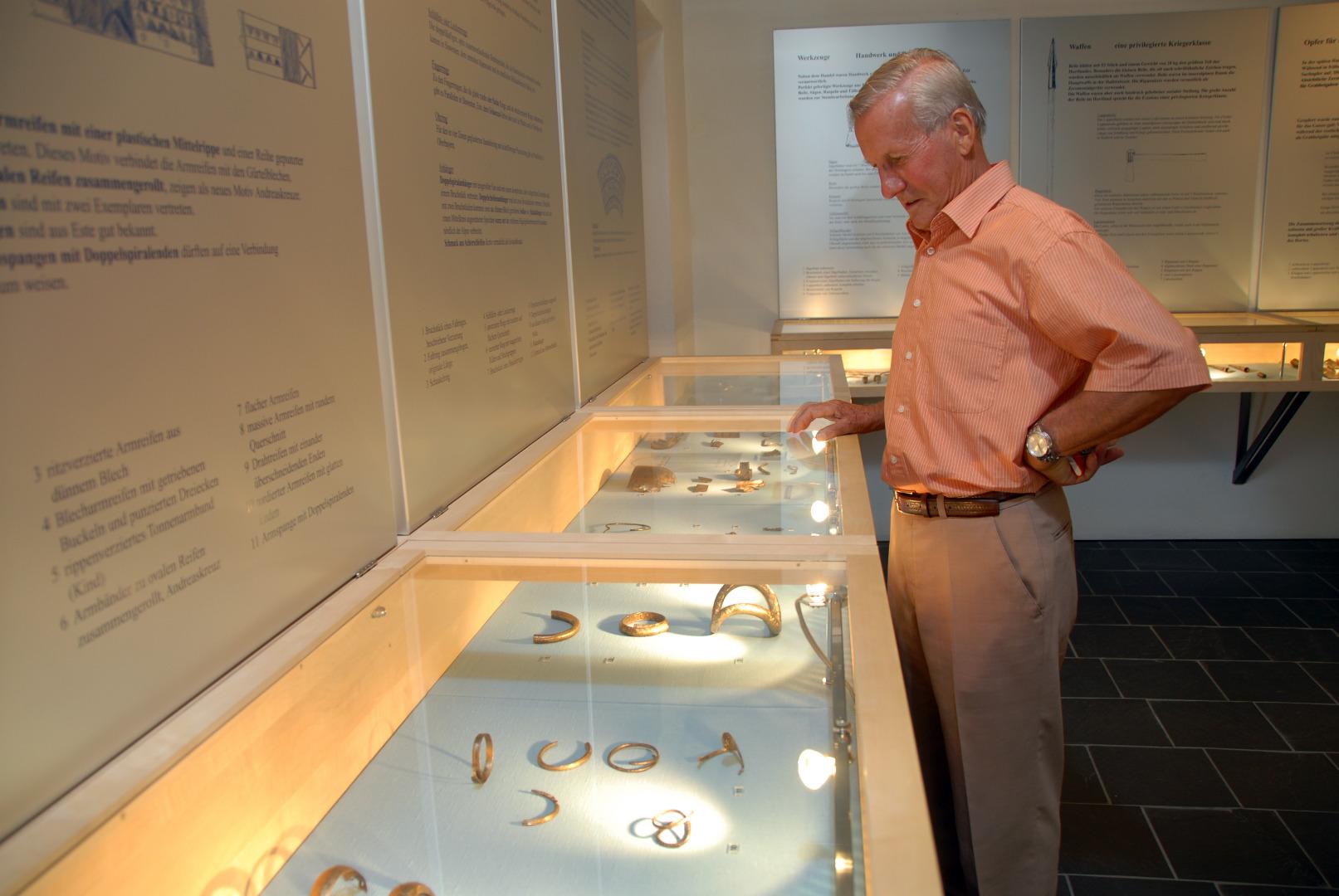 Archaeological Museum Fließ