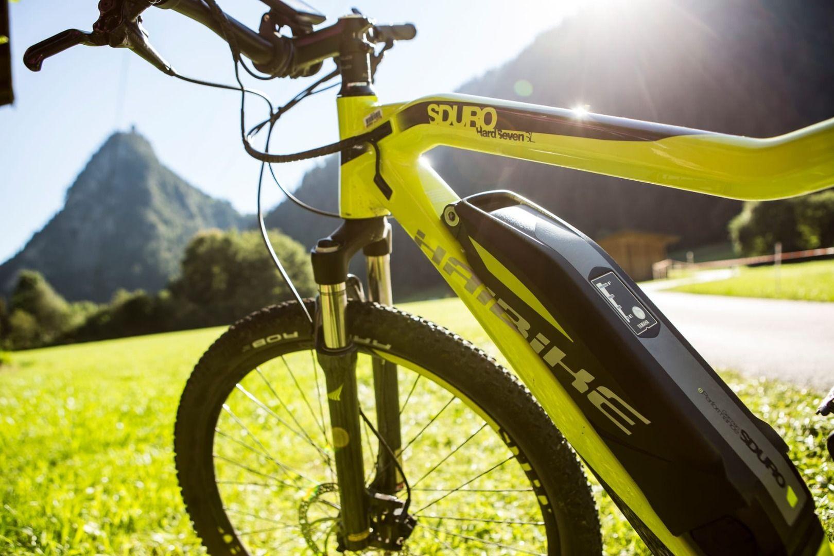 Bike rental - Hotel Enzian