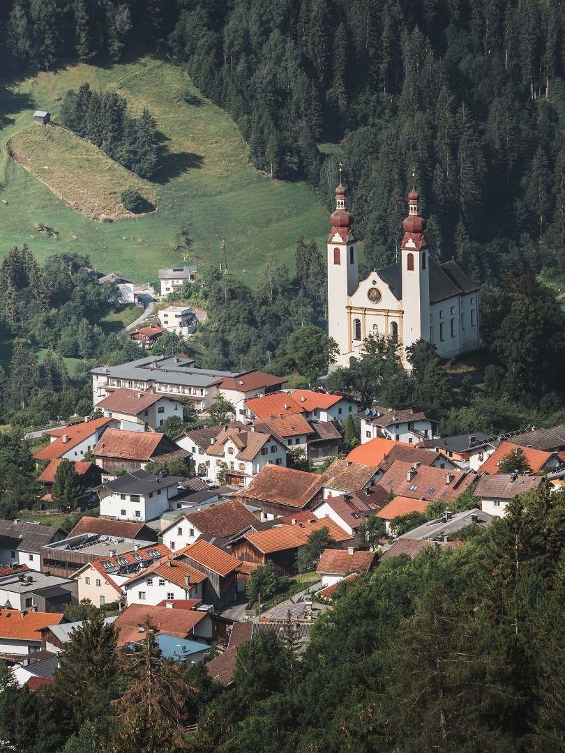 Barbarakirche - flow