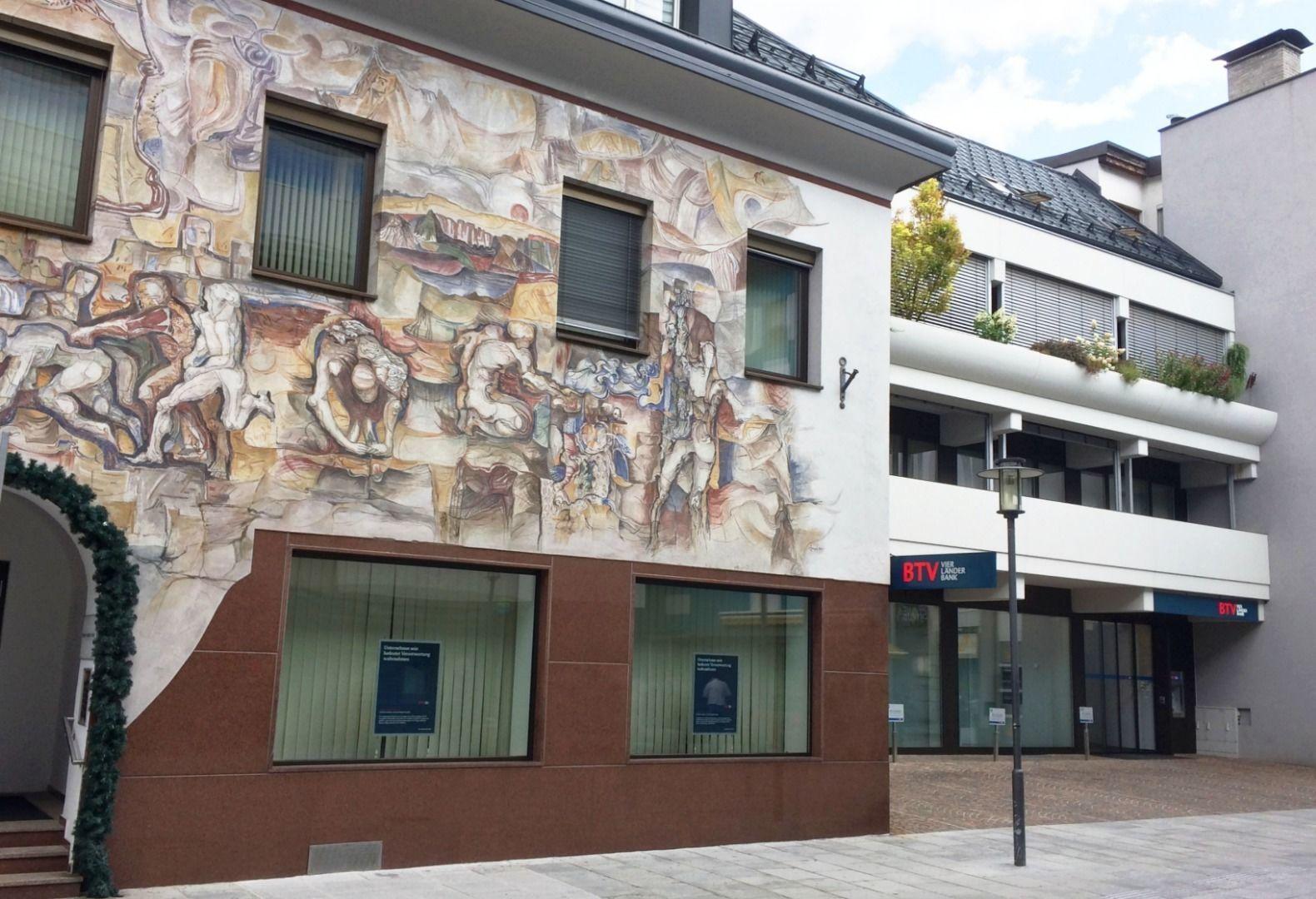 Bank für Tirol und Vorarlberg - BTV