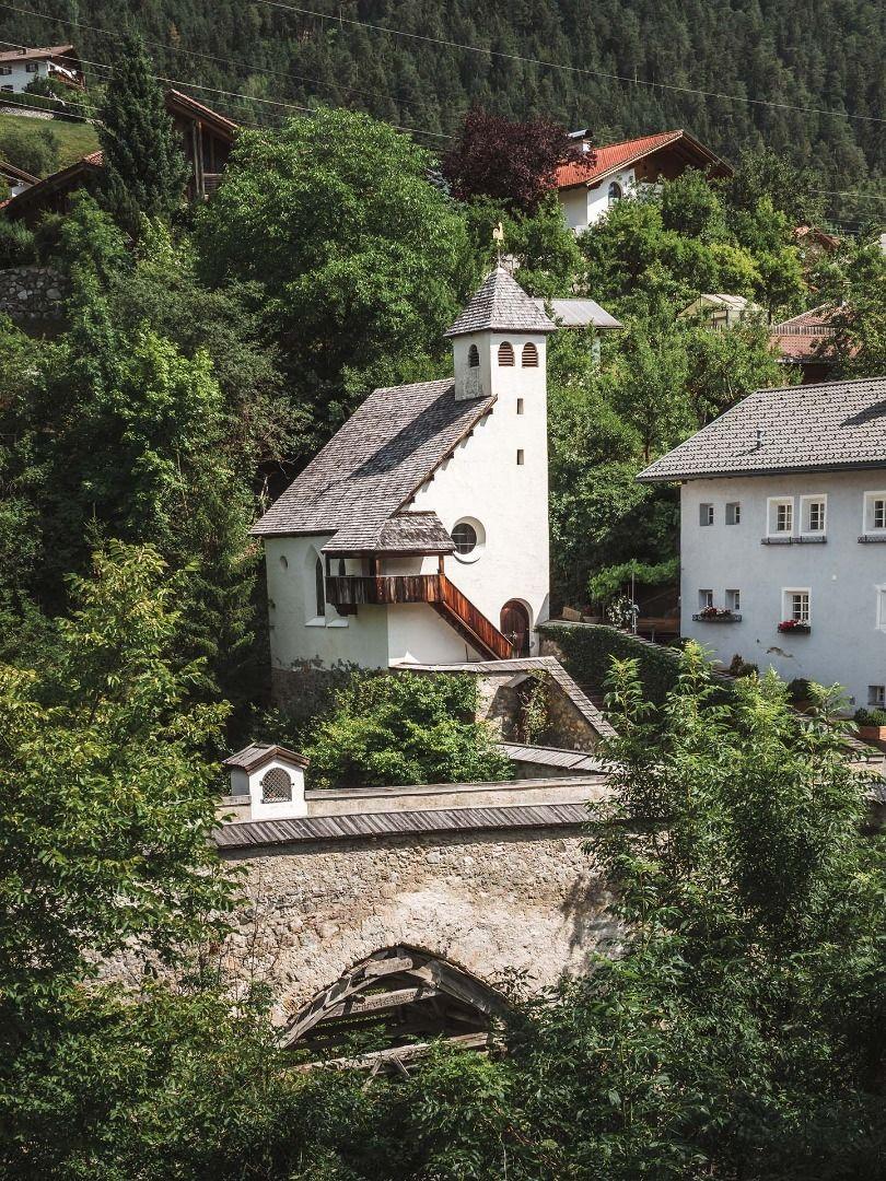 Floriankapelle Grins