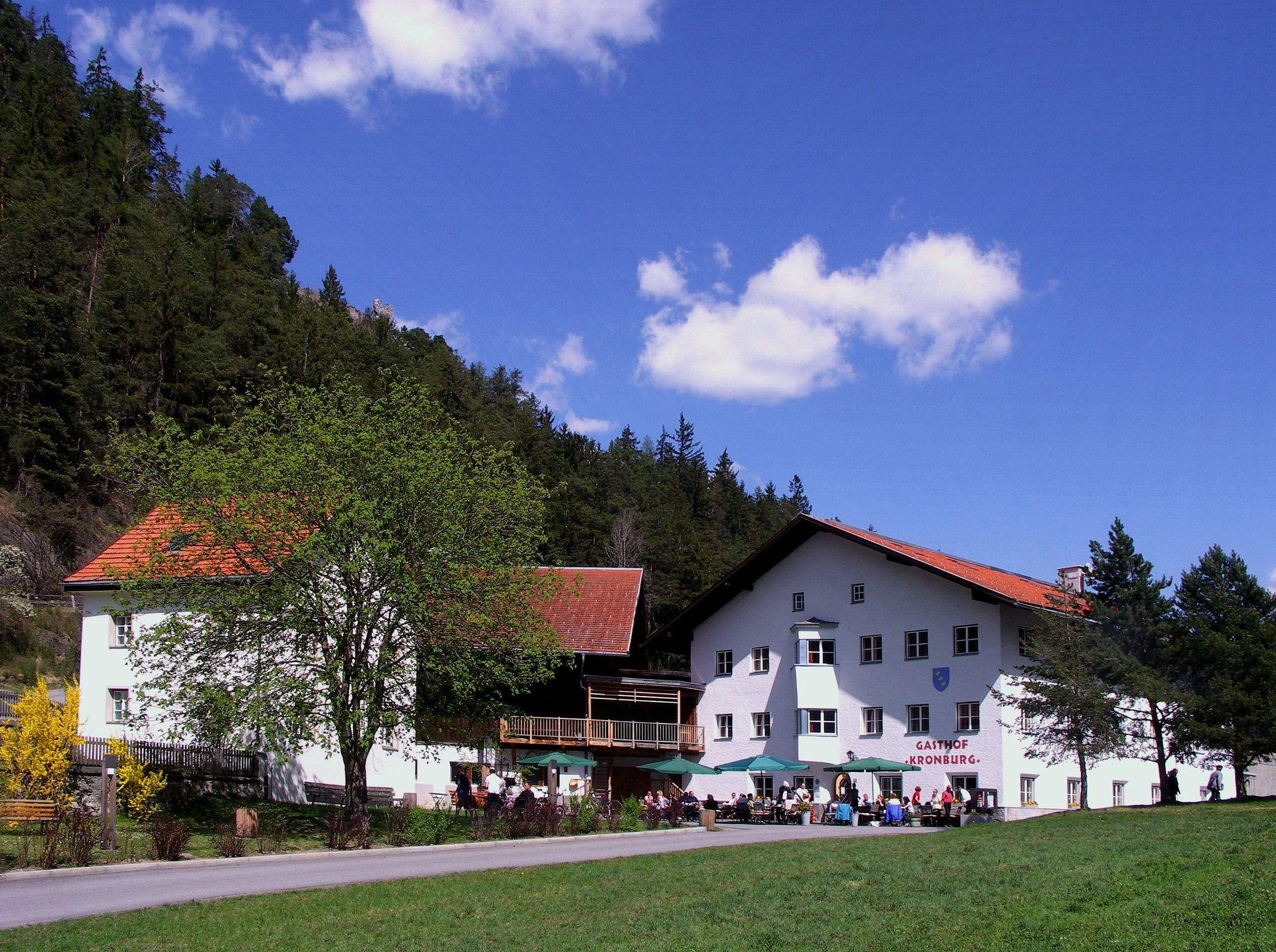 Klösterle Kronburg Gasthof
