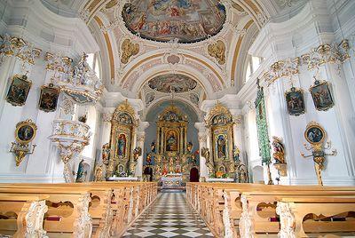Parish church Grins