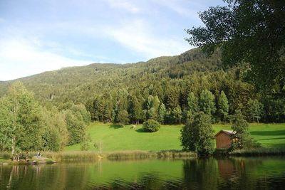 Impulsweg Kronburg-Tramser pond