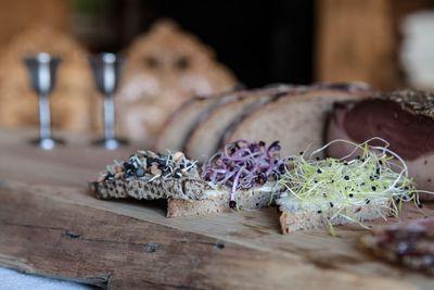 Genussroute Landecker Superfood   Knackig auf Sprossenspuren