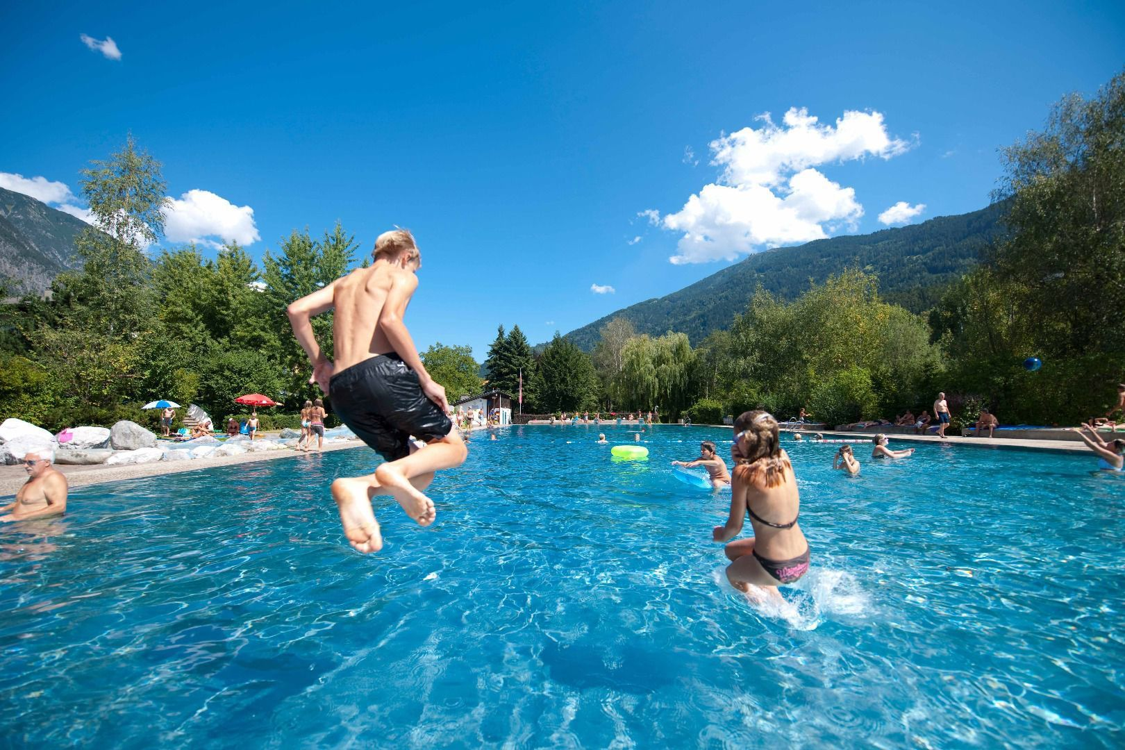 Swimming pool Landeck