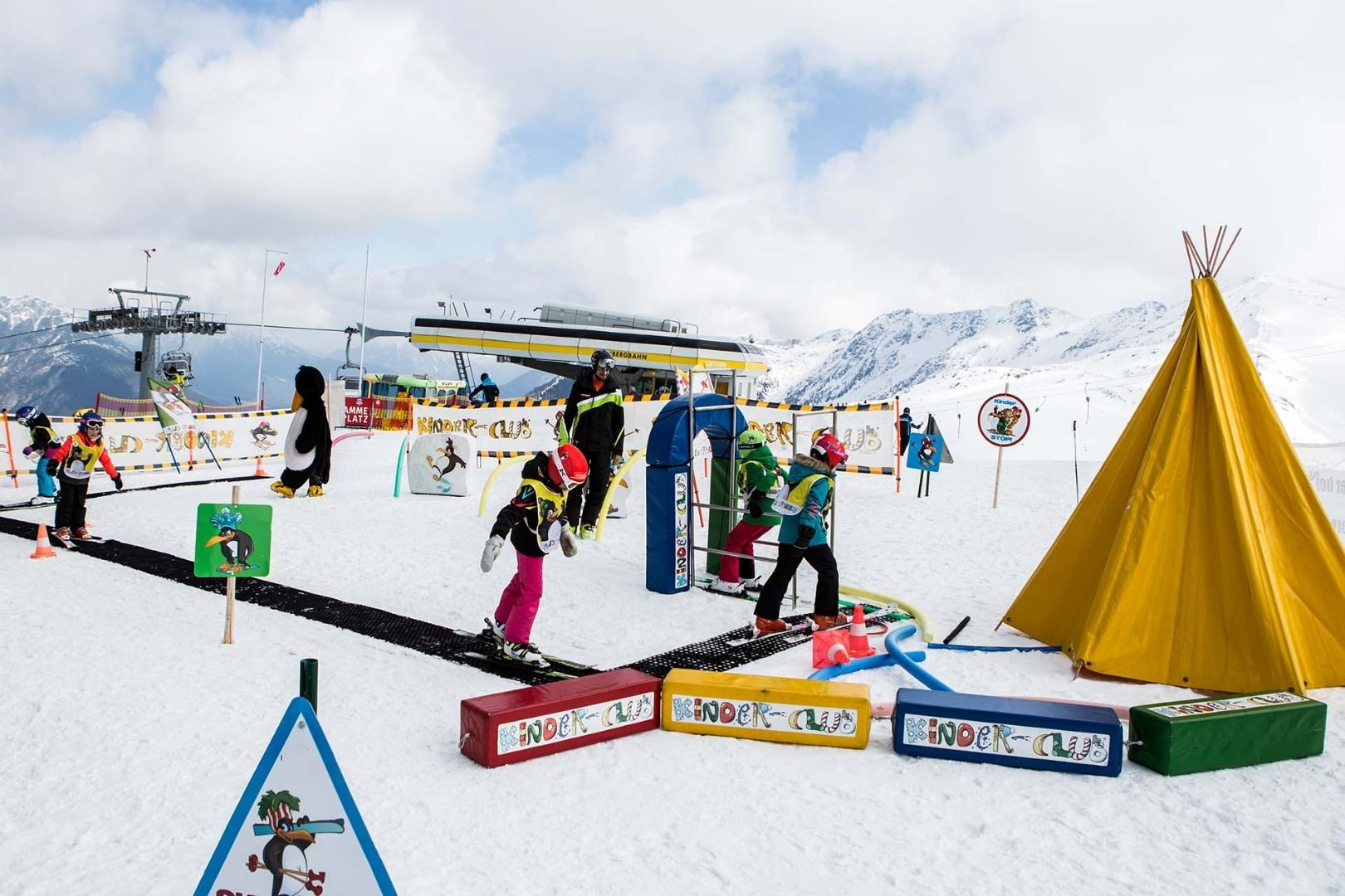 Landeck-Zams mountain and ski school
