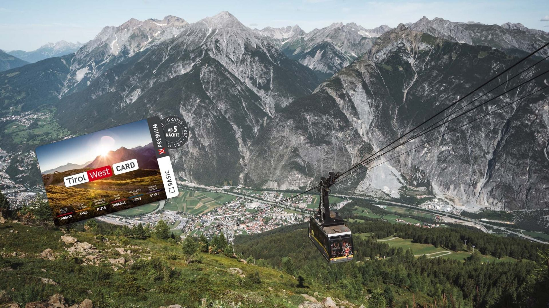 TirolWest Card Premium