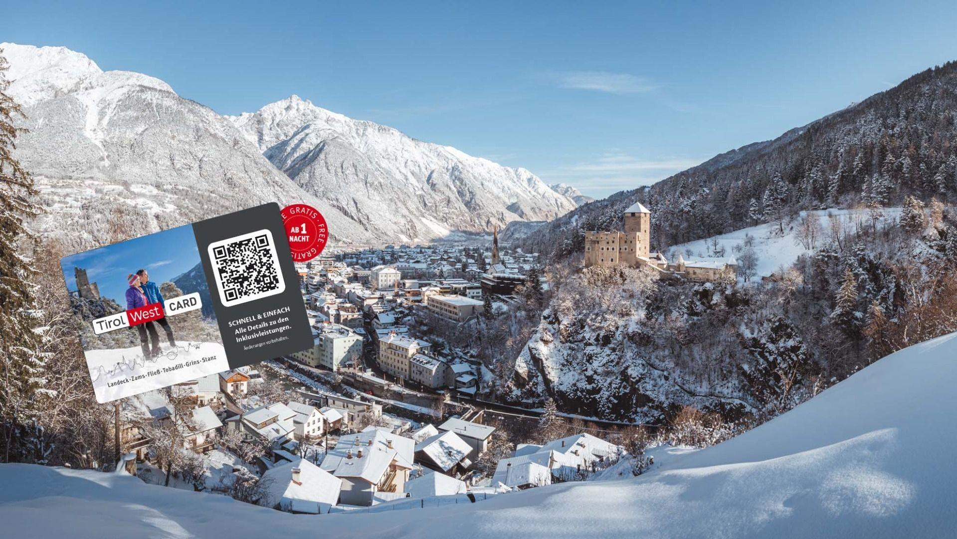 TirolWest Winter-Card