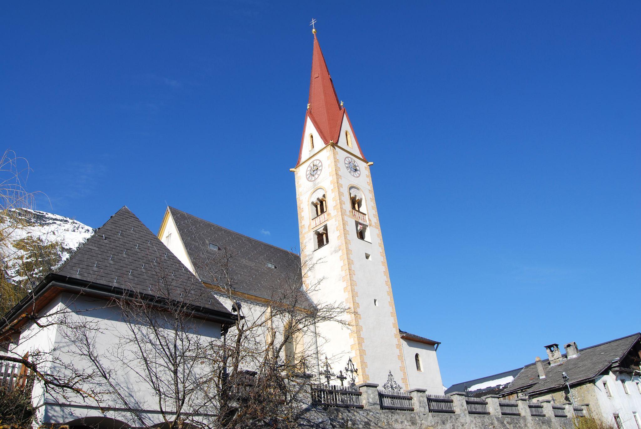 Parish Church Stanz