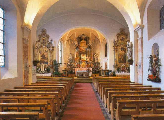 Capuchin Monastery Perjen - Landeck