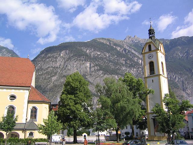 Parish Church Zams