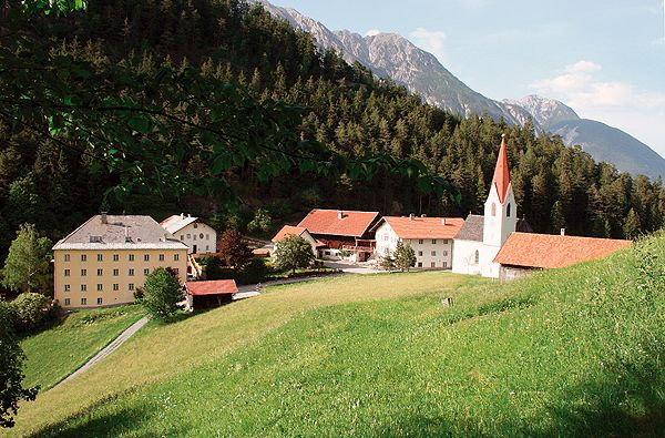 Pilgrimage church Kronburg
