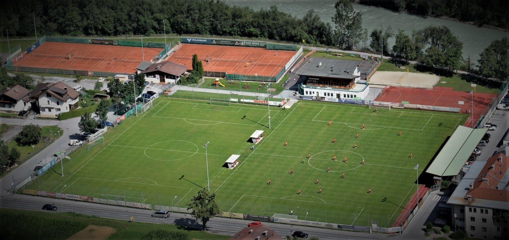 Sports ground Zams