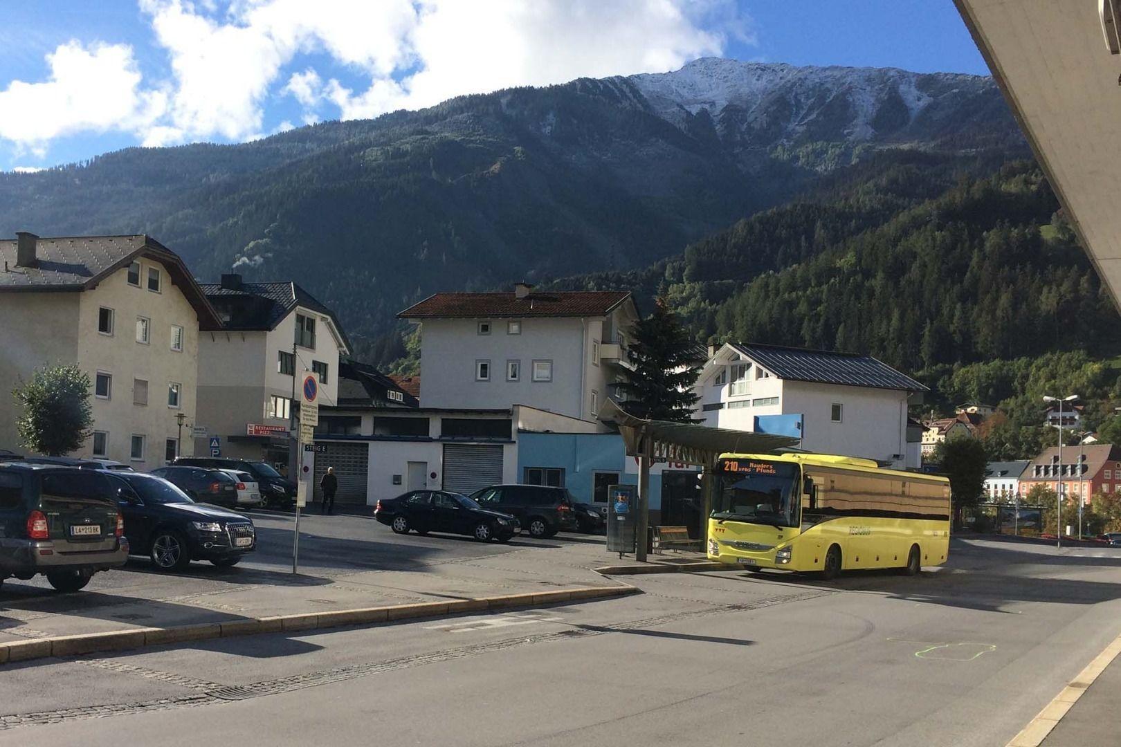 Bus Terminal Landeck