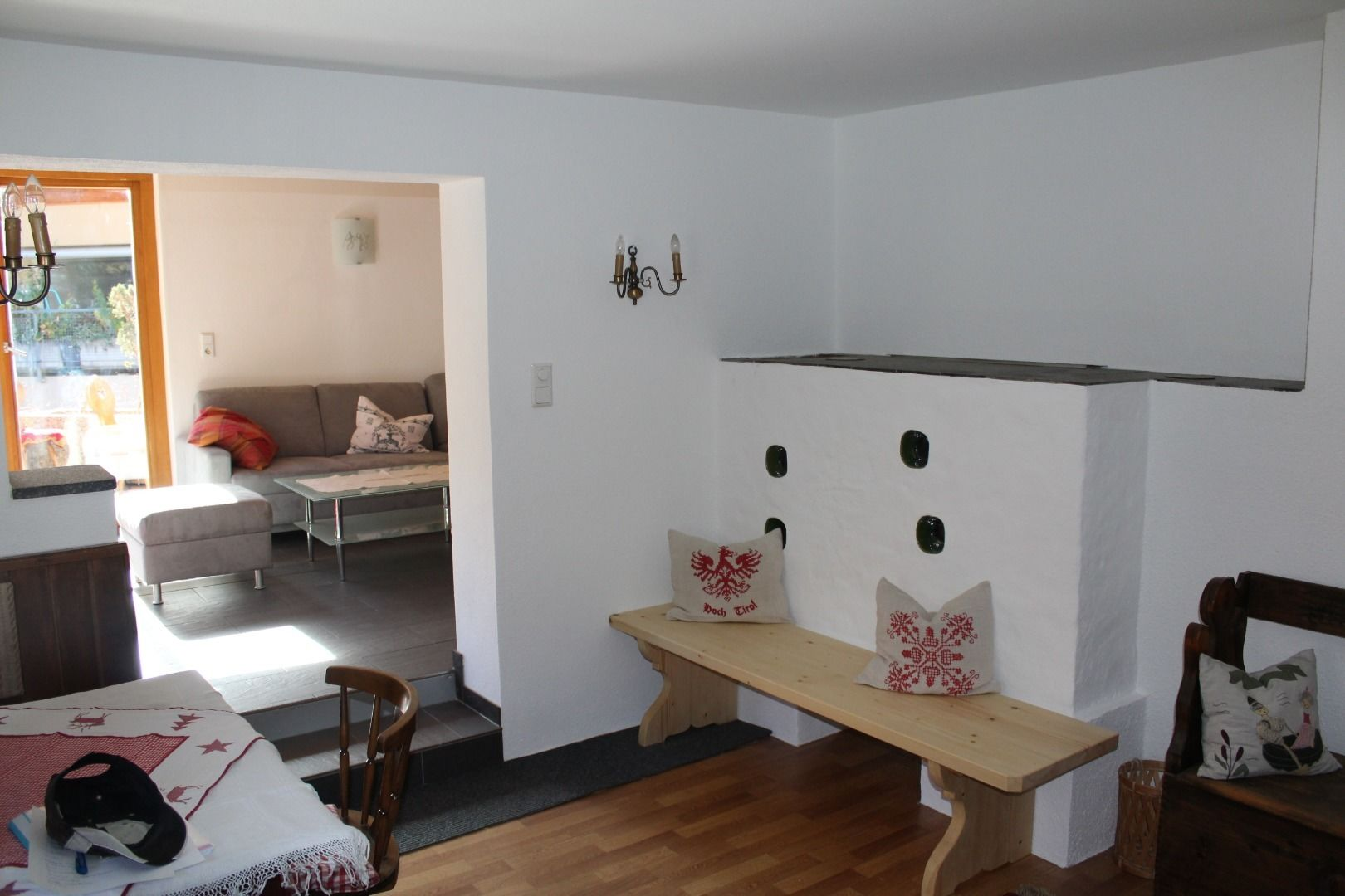 Appartement Krahberg