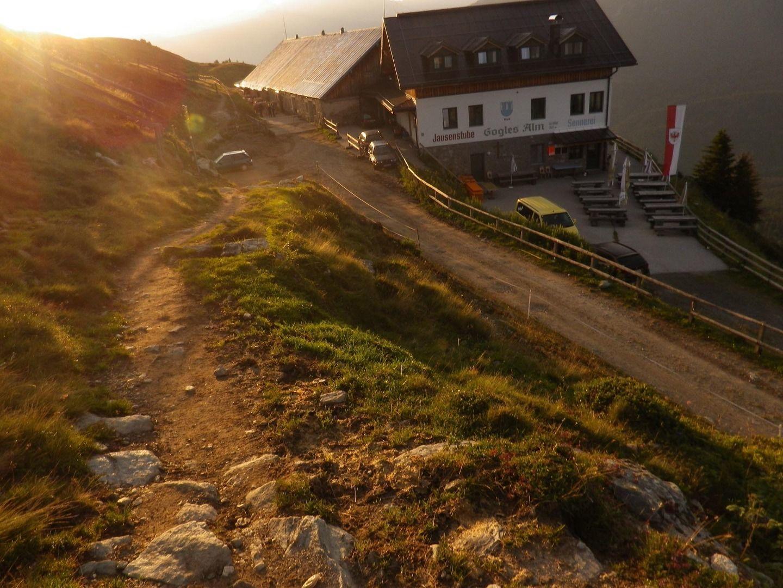 Gogles Alm (2.017 m)