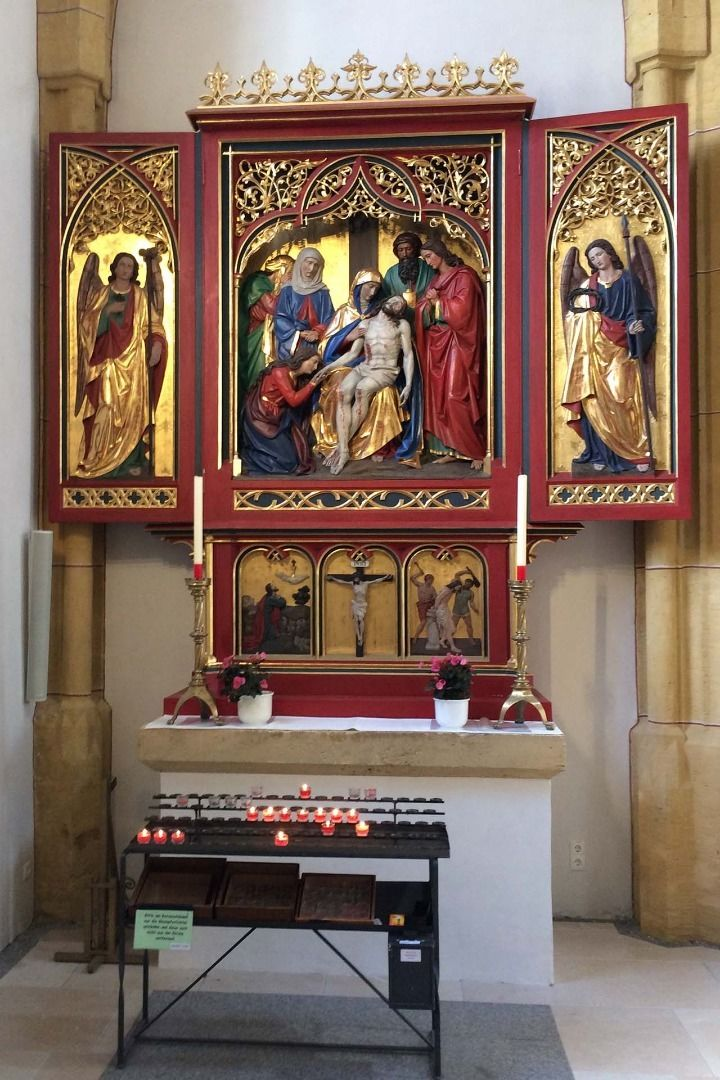 Parish Church of the Assumption - Landeck