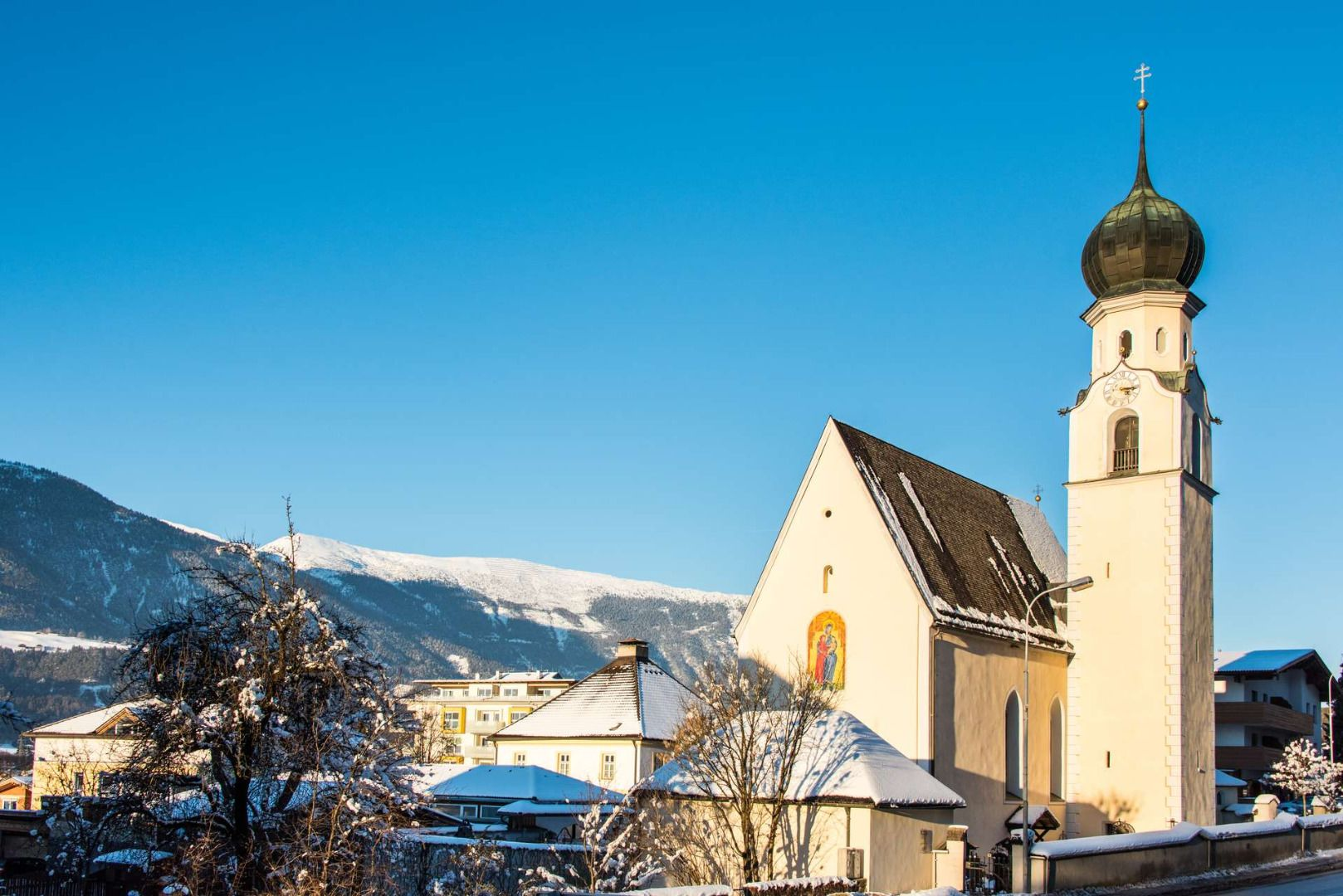 Pfarrkirche Pill Hl. Anna