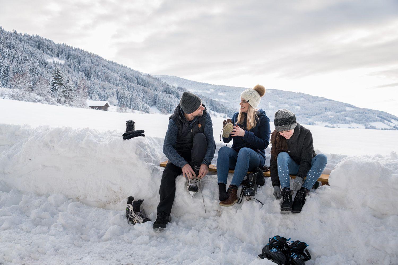 Ice Rink Weerberg