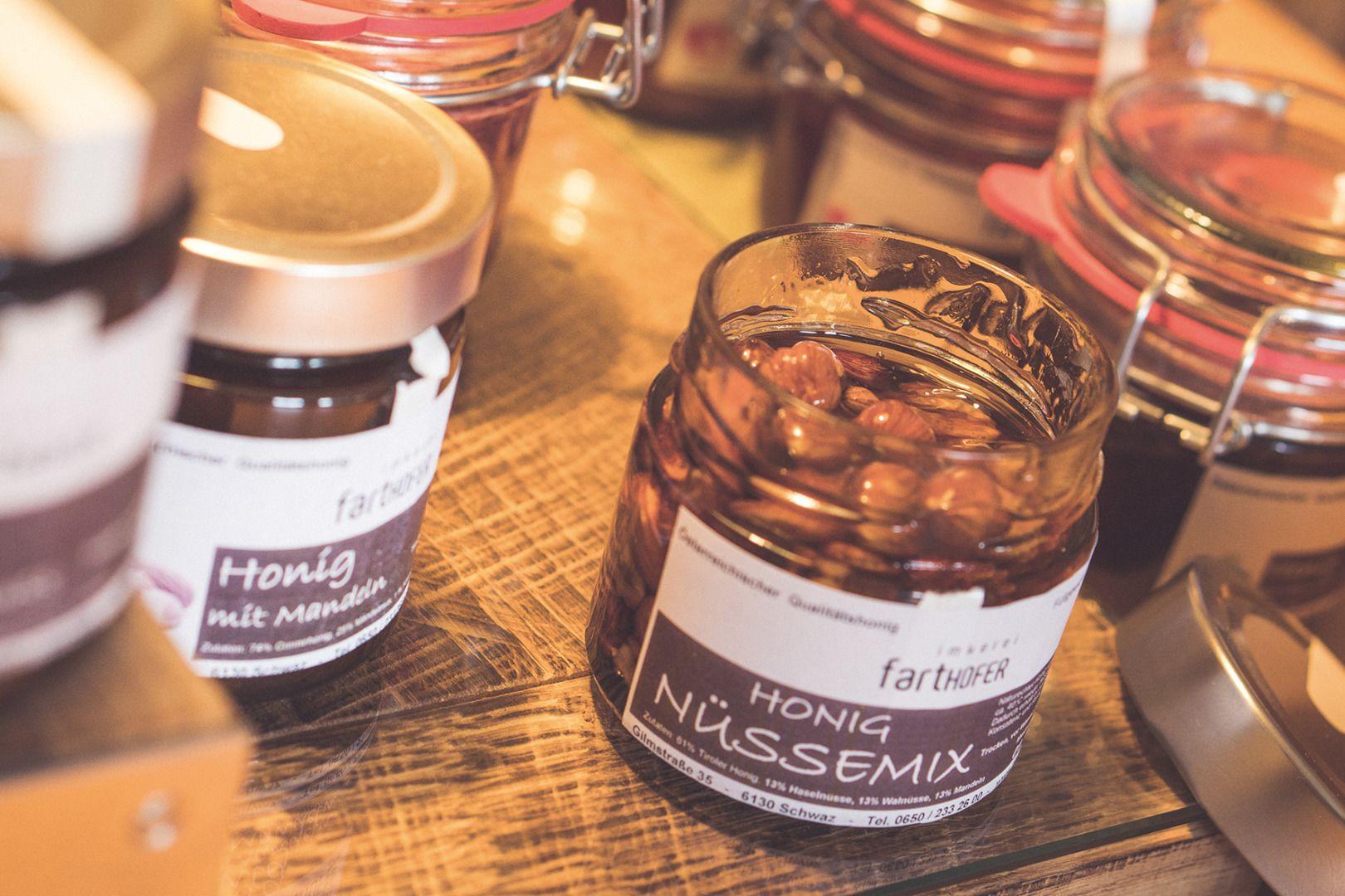 Honigprodukte - Imkerei Farthofer