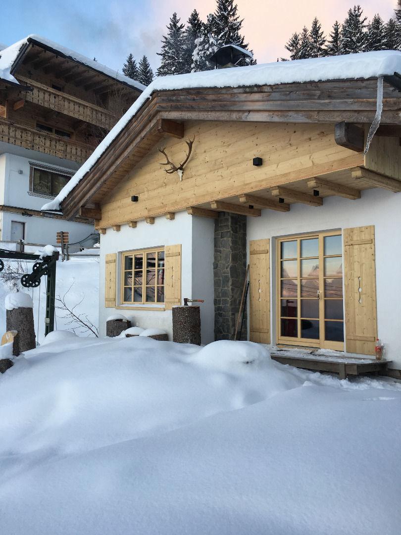 Frieden Alm - Das alpine Panorama-Chalet