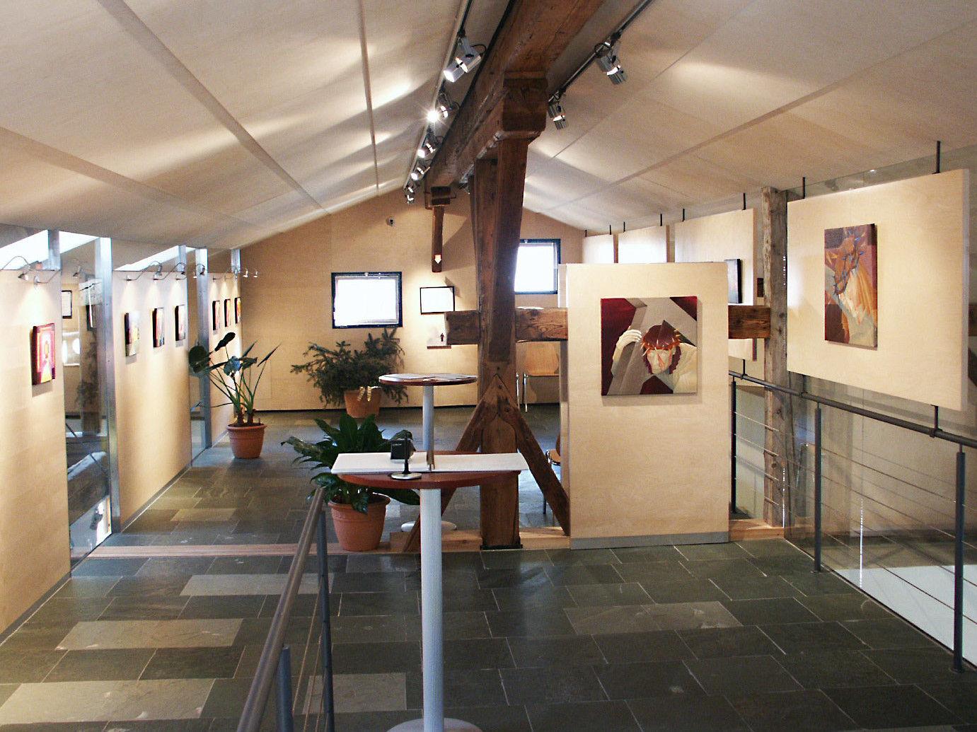 Gallery in the Schusterhaus