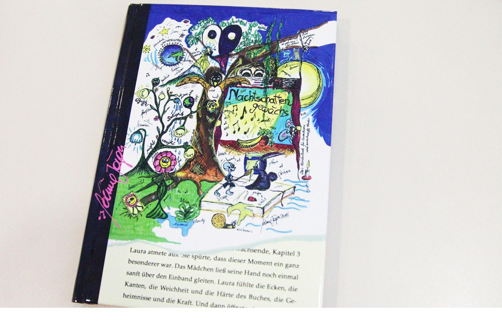 Kinderbuch »Nachtschattengewächs«
