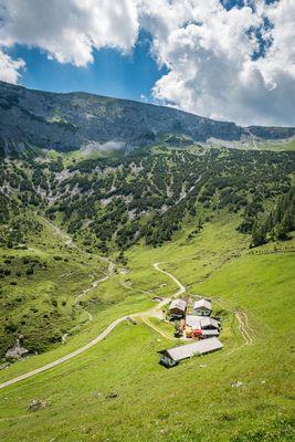 Weissenbachalm Alpine Cabin 3