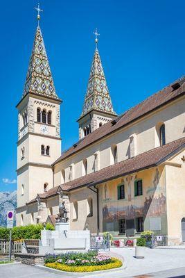 Parish church Weerberg