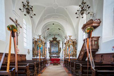 Burgkirche Freundsberg Hl. Sebastian und Rochus Schwaz 2