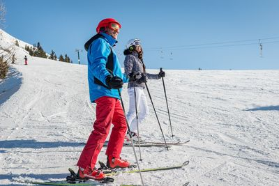 Experience skiing pleasure in a new way