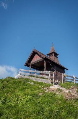 Kellerjoch Gipfelkapelle 3