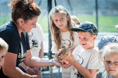 DIENSTAG: Besuch am Bauernhof (Kindertag) 1