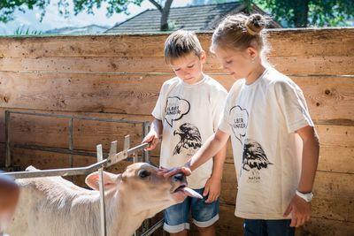 DIENSTAG: Besuch am Bauernhof (Kindertag) 6