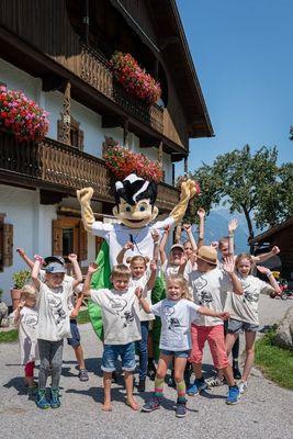DIENSTAG: Besuch am Bauernhof (Kindertag) 7