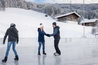 Ice Rink Weerberg 1
