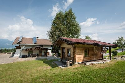 Vacation Cabin Chalet Sennhof 3