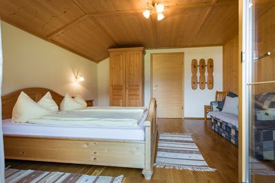 Vacation Cabin Chalet Sennhof 11