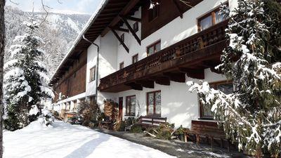 Plattnerhof Stans im Winter