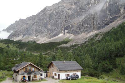 Eagle Walk Stage 08: Erfurter Hütte - Lamsenjochhütte 1