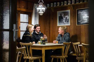 Eagle Walk Stage 09: Lamsenjoch Hut - Falken Hut 1