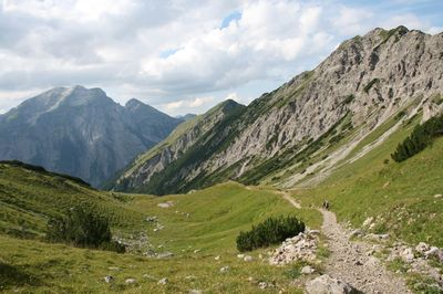 Eagle Walk Stage 10: Falken Hut - Karwendelhaus Lodge 1