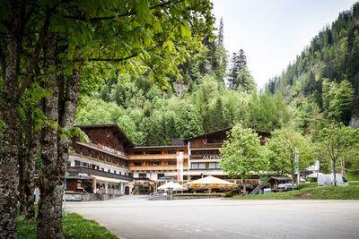 DIE ENG Alpengasthof und Naturhotel 1