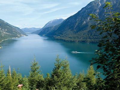 Lake Achensee 3